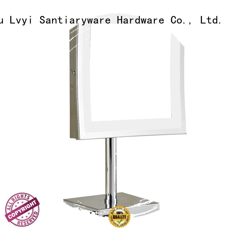 LVYI New cosmetic mirror company for office