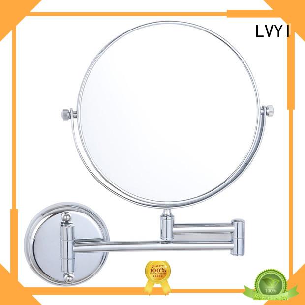 LVYI wallmounted wall mounted makeup mirror supply for bedroom