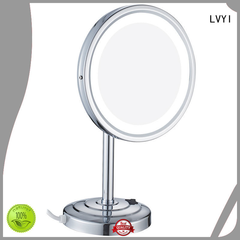 LVYI 2205d led makeup mirror suppliers for office