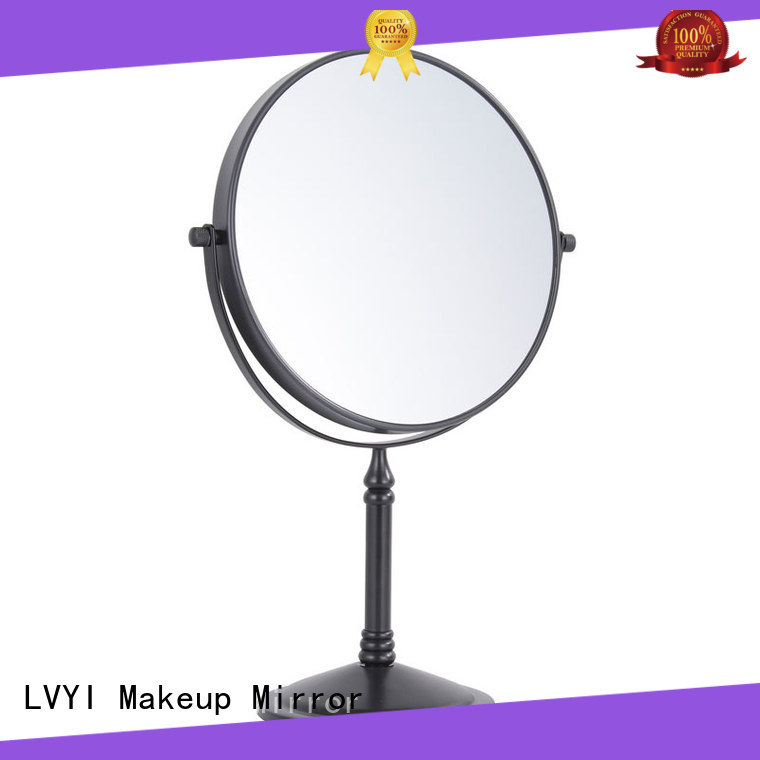 Best makeup mirror circle supply for travel