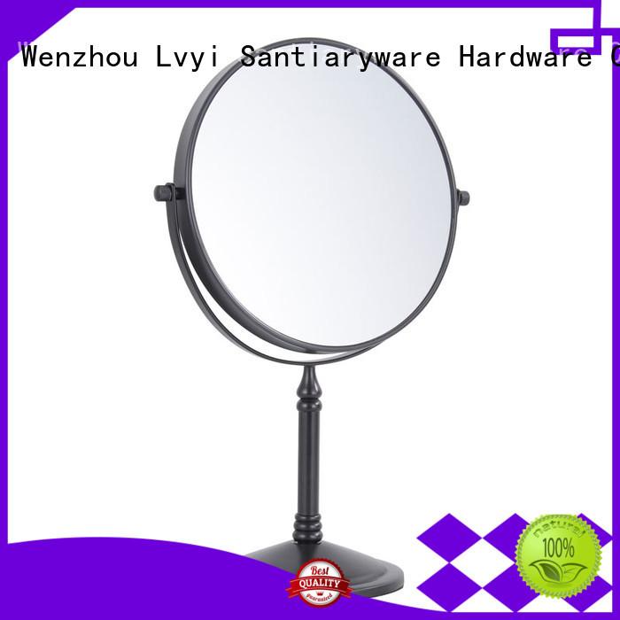 LVYI desktop makeup mirror company for bathroom