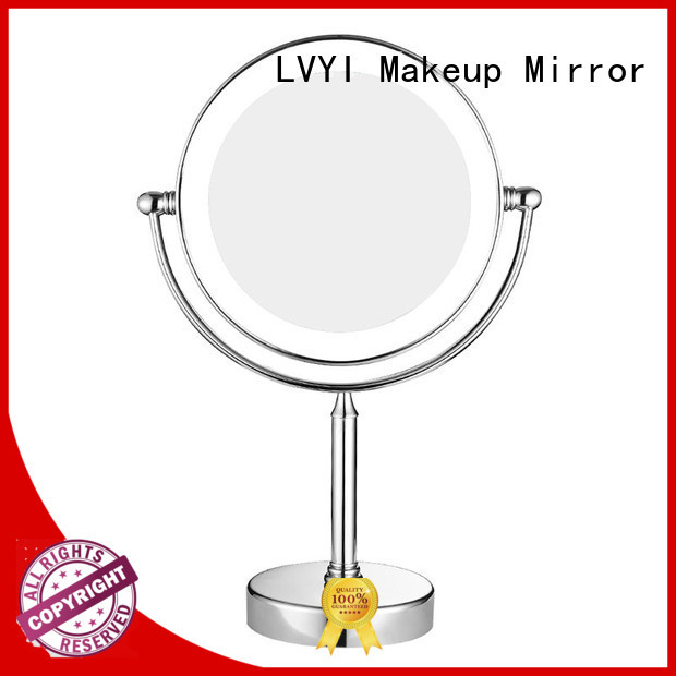 LVYI desktop makeup mirror company for living room