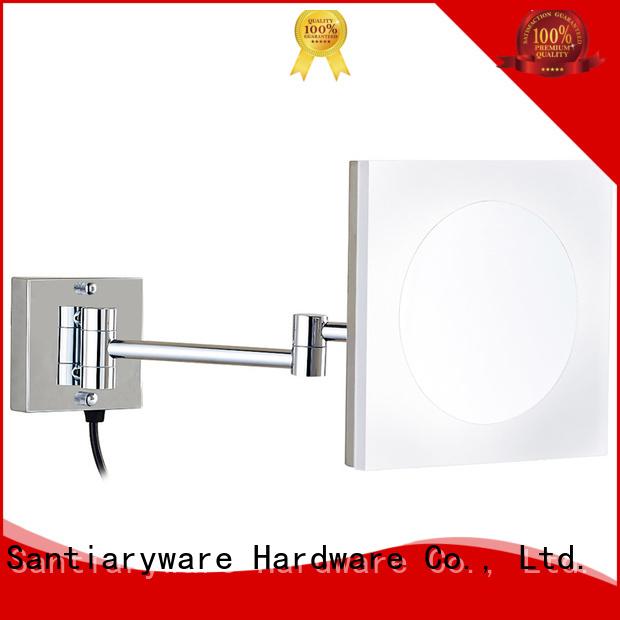 LVYI wallmounted magnifying mirror factory for spas