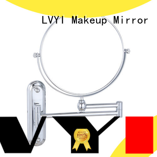 LVYI shaving makeup mirror suppliers for women