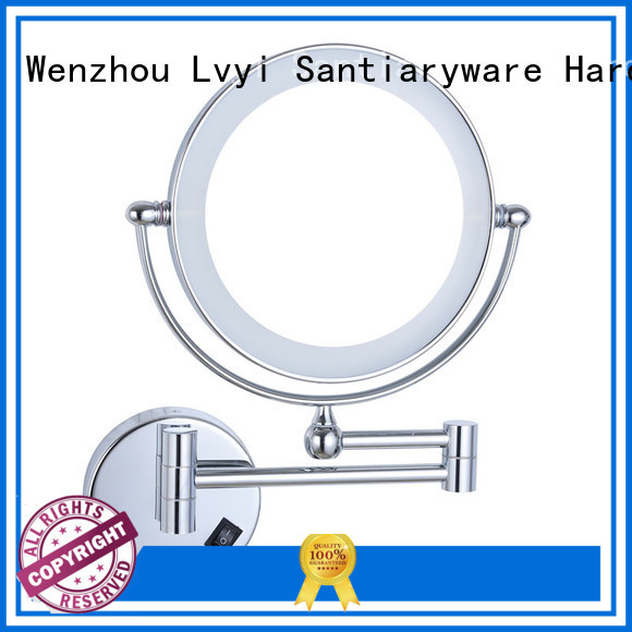 LVYI Latest magnifying mirror suppliers for bathroom