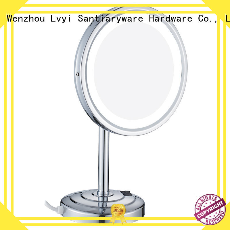 LVYI 2208d cosmetic mirror manufacturers for customization