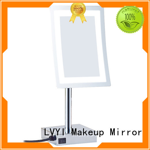 LVYI High-quality led makeup mirror supply for dressing table