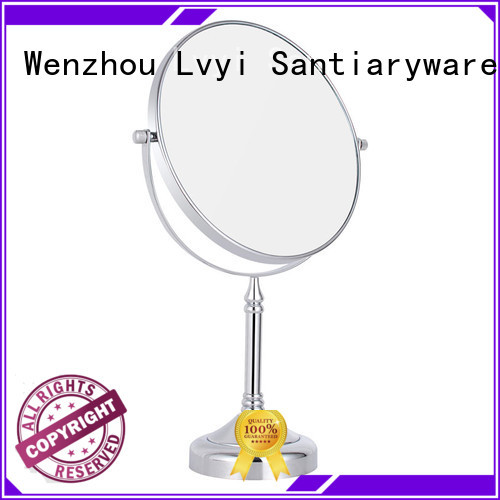 LVYI makeup cosmetic mirror supply for customization