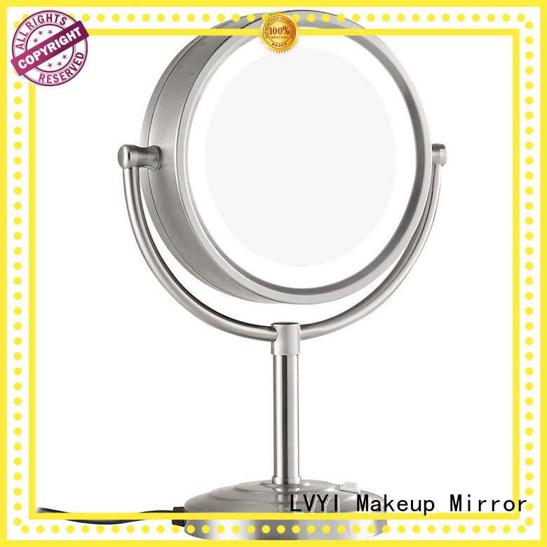 LVYI New cosmetic mirror company for bedroom