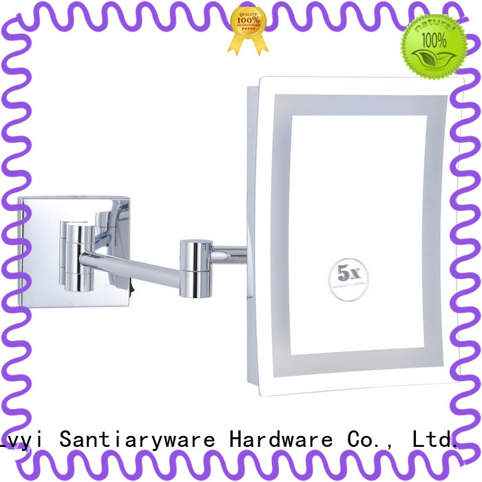 LVYI 1802d magnifying mirror for business for customization