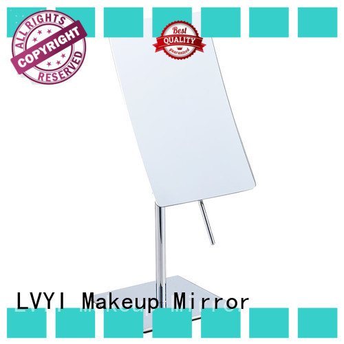 LVYI circle cosmetic mirror suppliers for bathroom
