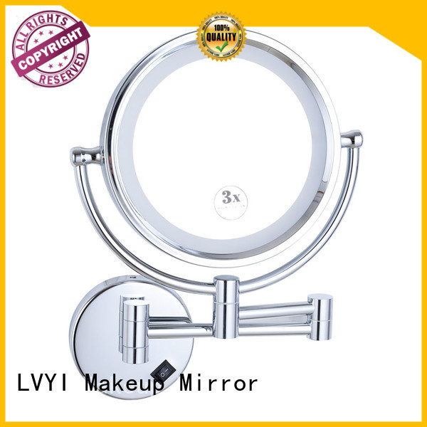 LVYI 1802d magnifying mirror factory for customization