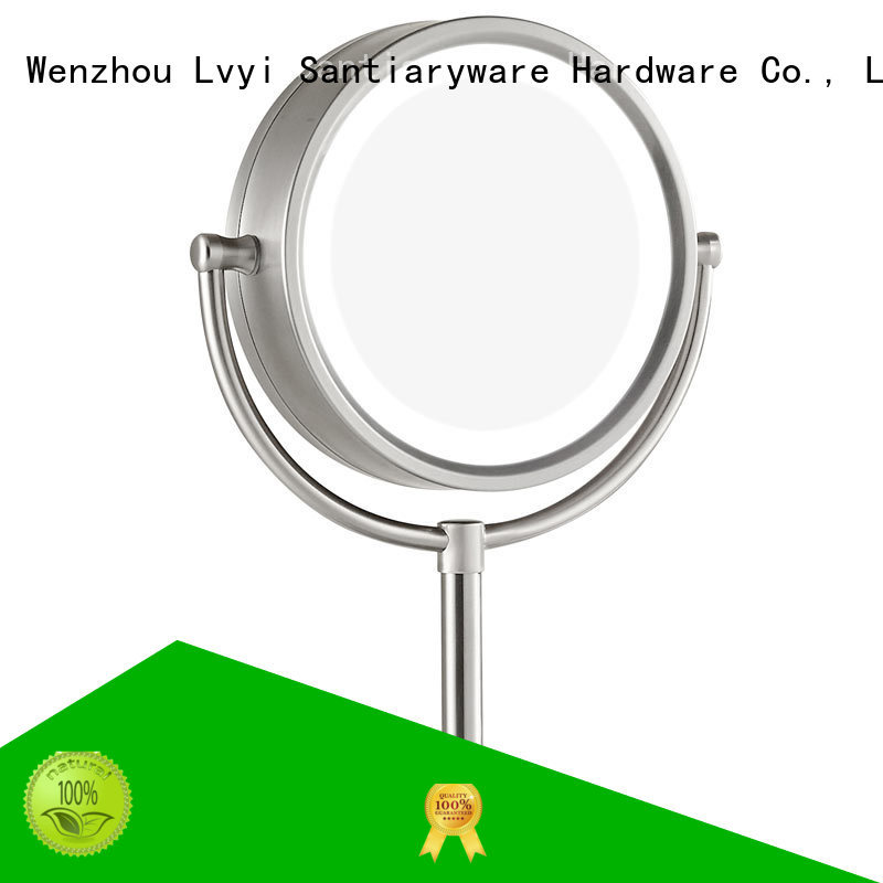 Latest cosmetic mirror led supply for dressing table