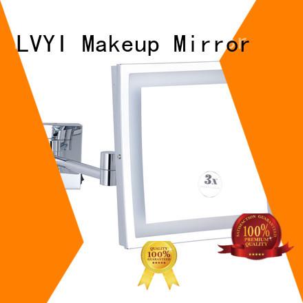 LVYI 1805d magnifying mirror supply for bathroom