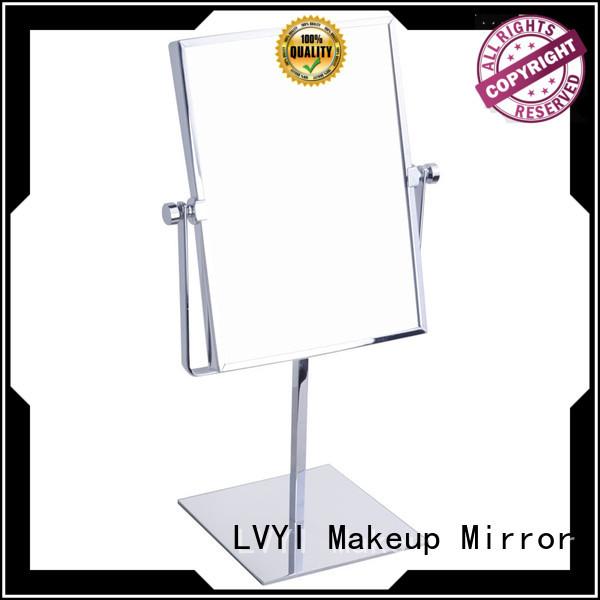 LVYI circle cosmetic mirror company for bathroom
