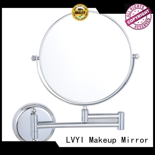 Wholesale wall mounted makeup mirror wallmounted suppliers for bedroom