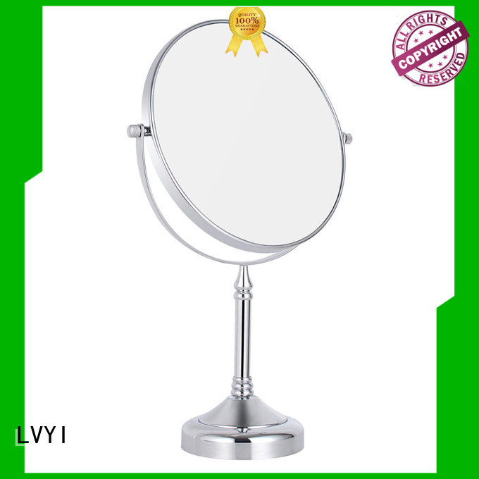 Wholesale makeup mirror circle suppliers for bathroom