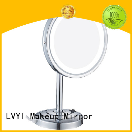 LVYI 2238d led makeup mirror manufacturers for living room