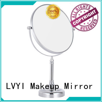 LVYI Latest makeup mirror supply for bathroom