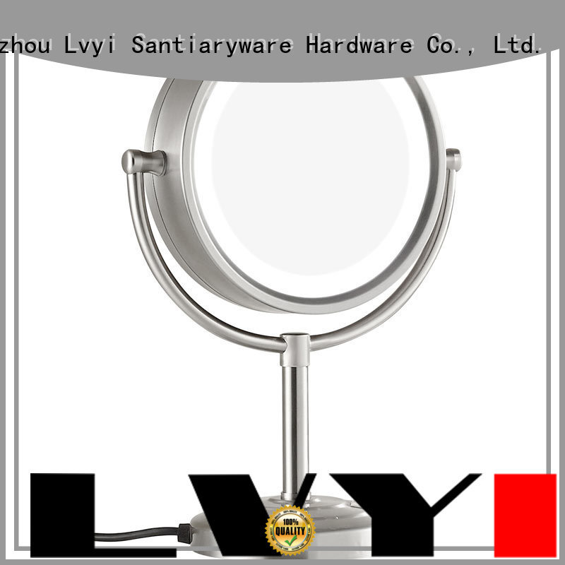 LVYI High-quality led makeup mirror supply for home