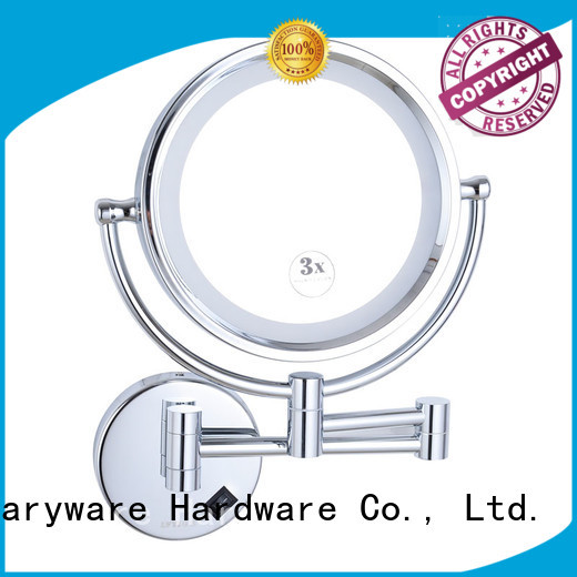 LVYI High-quality wall mounted led makeup mirror company for bathroom